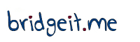 Bridge it Logo